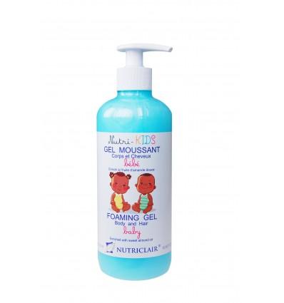 Foaming gel Body and Hair Baby 500 ml